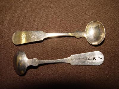 Spoon, Salt