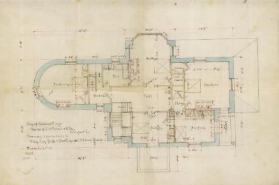 Drawing, Architectural