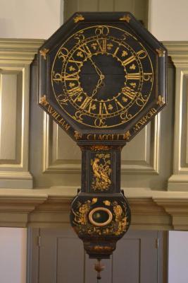Clock, Wall
