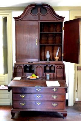 Secretary-bookcase (bookcase)