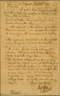 Letter (correspondence)