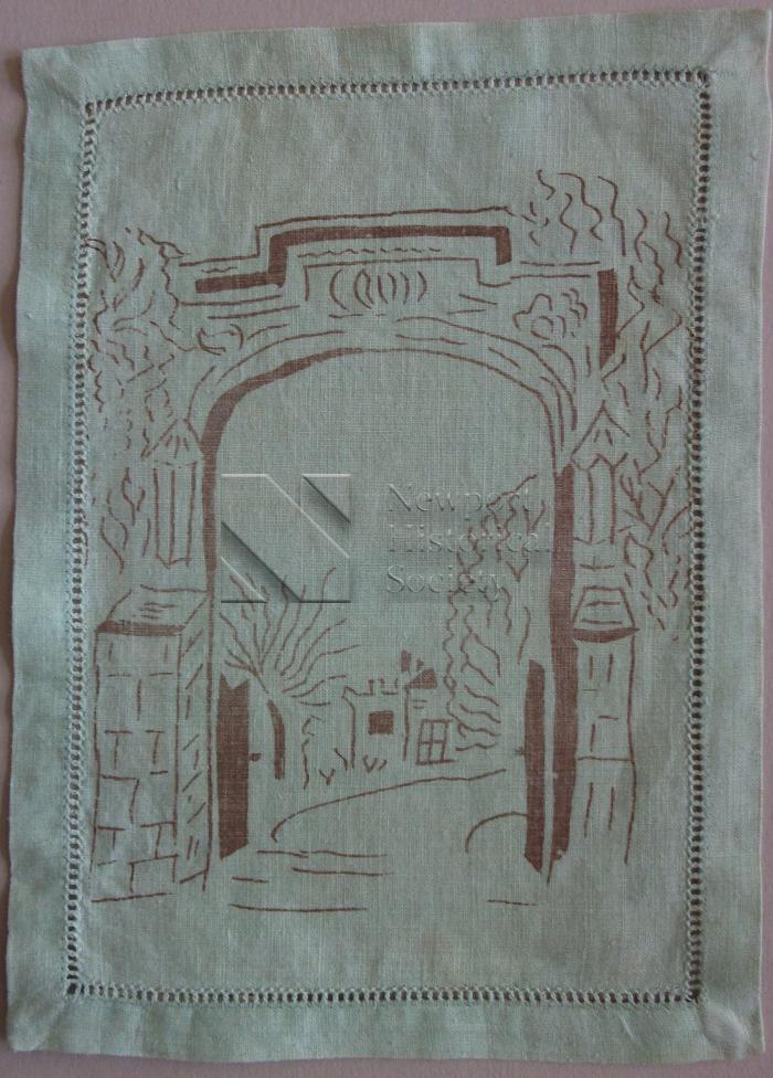 napkin (culinary textile)