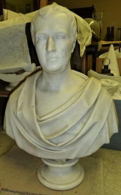 Bust (sculpture)