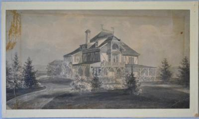 Architectural Drawing (visual work)