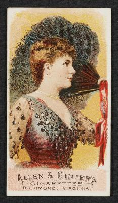 Cigarette card