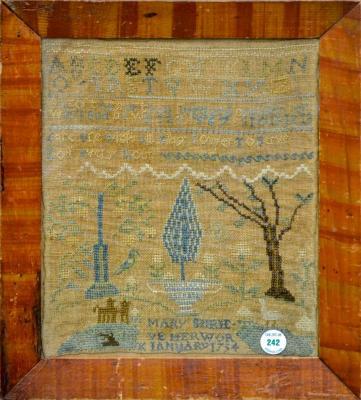 Sampler (embroidery)